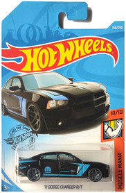 11 DODGE CHARGER R/T MUSCLE MANIA 10/10