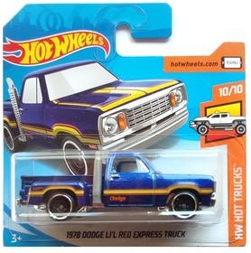1978 DODGE LI'L RED EXPRESS TRUCK HOT TUCKS 10/10
