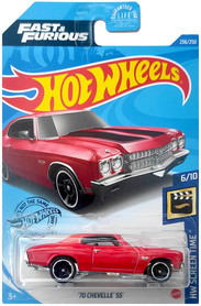 70 CHEVELLE SS HW SCREEN TIME 6/10 FAST AND FURIUOS