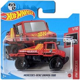 MERCEDES BENZ UNIMOG 1300 HW RESCUE 1/10