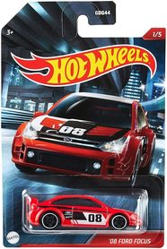 08 FORD FOCUS CULT RACERS 1/5