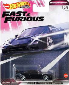 2003 HONDA NSX TYPE-R QUICK AHIFTERS 3/5 FAST FURIUOS