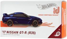 17 NISSAN GT-R R35 ID HW TURBO 02/04
