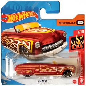 49 MERC HW FLAMES 1/10