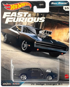 70 DODGE CHARGER R/T FAST & FURIOUS FULL FORCE 5/5