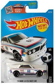 73 BMW 3.0 CSL RACE CAR 5/5 BIAŁY