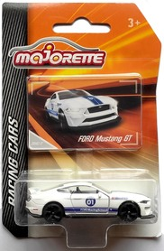 FORD MUSTANG GT RACING CARS