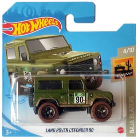 LAND ROVER DEFENDER 90 BAJA BLAZERS 4/10
