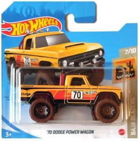 70 DODGE POWER WAGON BAJA BLAZERS 2/10