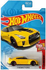 17 NISSAN GT-R R35 THEN AND NOW 2/10