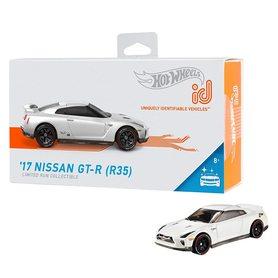 17 NISSAN GT-R R35 ID HW FACTORY FRESH 01/06