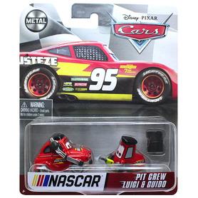 NASCAR LUIGI I GUIDO PIT CREW