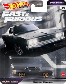 DODGE CHARGER F9 FAST FURIOUS FAST STARS 4/5