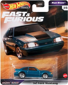 92 FORD MUSTANG FAST FURIOUS F9 STARS 2/5