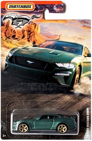 19 FORD MUSTANG COUPE 6/12