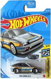1985 HONDA CR-X ZAMAC HW SPEED GRAPHICS 3/10