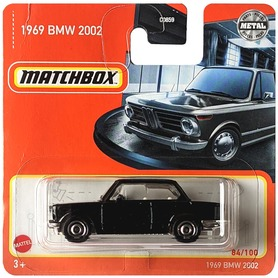 1969 BMW 2002 84/100
