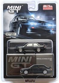 MINI GT BMW M3 AC Schnitzer S3 Sport Black LHD