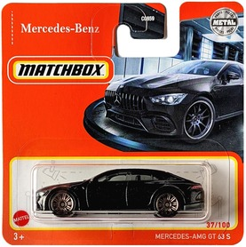 MERCEDES AMG GT 63 S 37/100