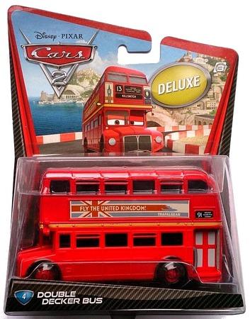 BUS ANGIELSKI DOUBLE DECKER BUS (1)