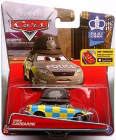 POLICJANT SIREN CARBARINI