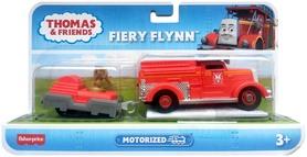 FIERY FLYNN FELEK TRACKMASTER